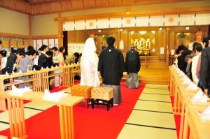 金沢婚礼屋 挙式