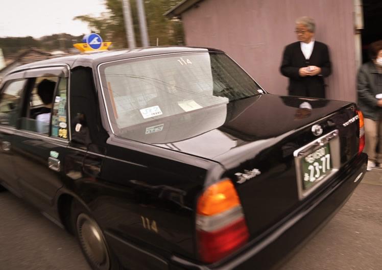 金沢婚礼屋 花嫁タクシー